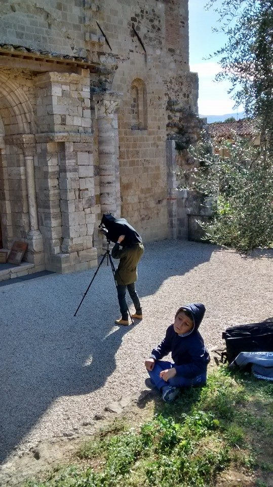 shooting in Sant'Antimo