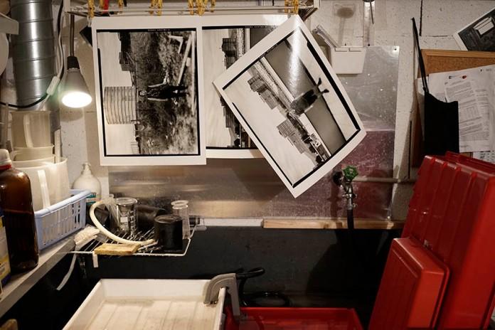 we prato darkroom session