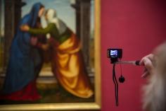 """Mariotto Albertinelli - """"Visitazione"""" 1503"""