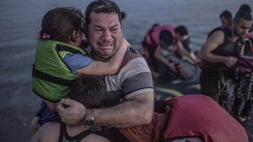 Laith Majid - Syrian Migrant